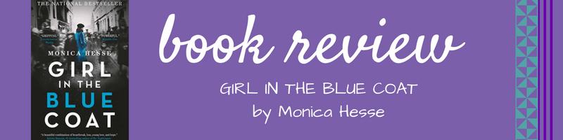 e5047c290caa7 Girl in the Blue Coat by Monica Hesse – J.C. Buchanan