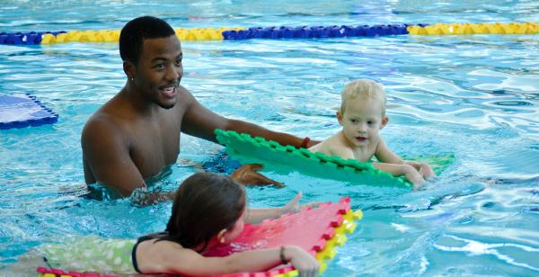 Swim Lesson Photo