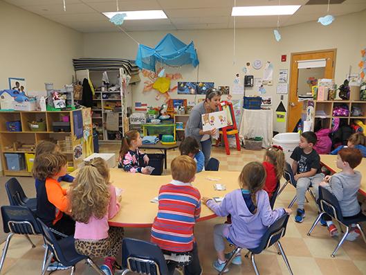 May Preschool Newsletter 1