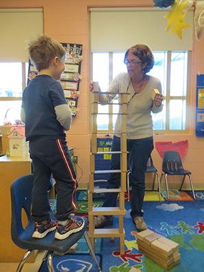 May Preschool Newsletter 4