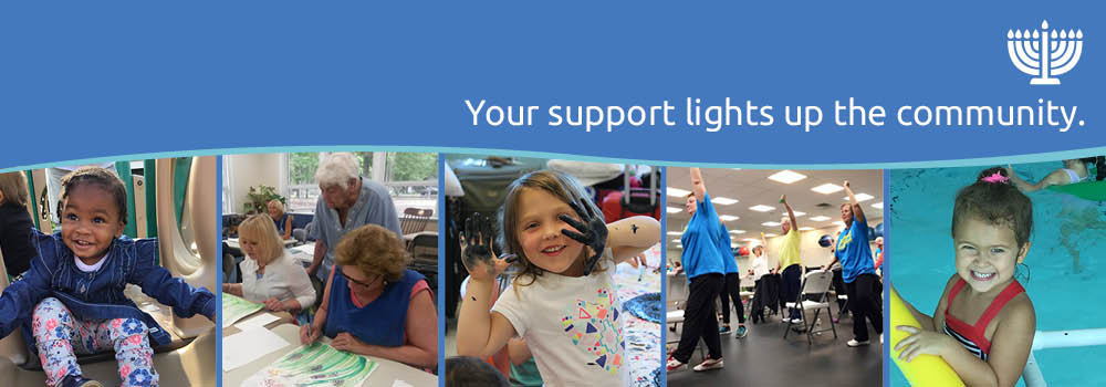 Your Support lights up the Community (Web Banner)_v3