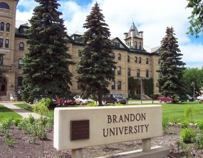 Brandon University, MB