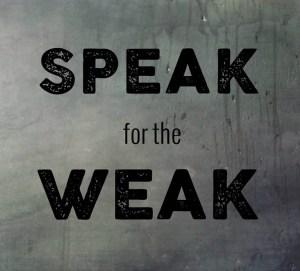 speakfortheweek