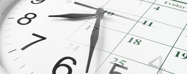 Les horaires 2021-2022