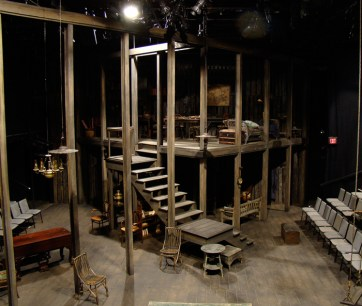 Uncle Vanya. Produced by The Pearl Theatre Company. Built by JCDP