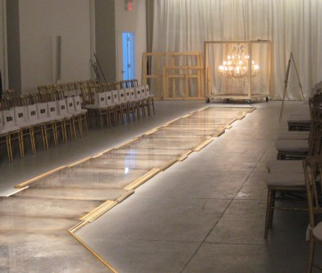 Jason Wu NY Fashion Week Fall 2011. Designed and Produced by BureauBetak. Built by JCDP