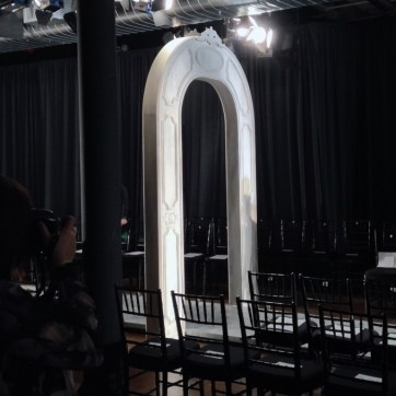 Jason Wu NY Fashion Week Fall 2014. Designed and Produced by BureauBetak. Built by JCDP