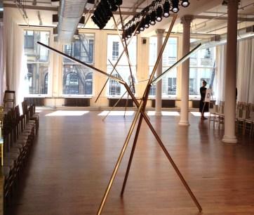 Jason Wu NY Fashion Week SS14. Designed and Produced by BureauBetak. Built by JCDP