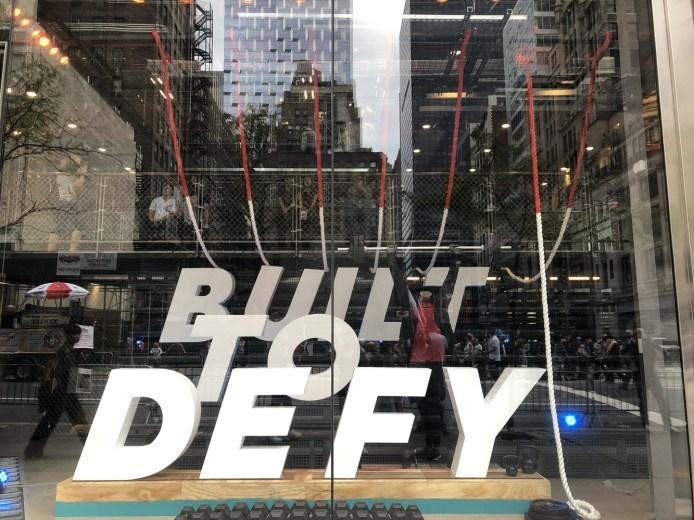 Adidas Built to Defy