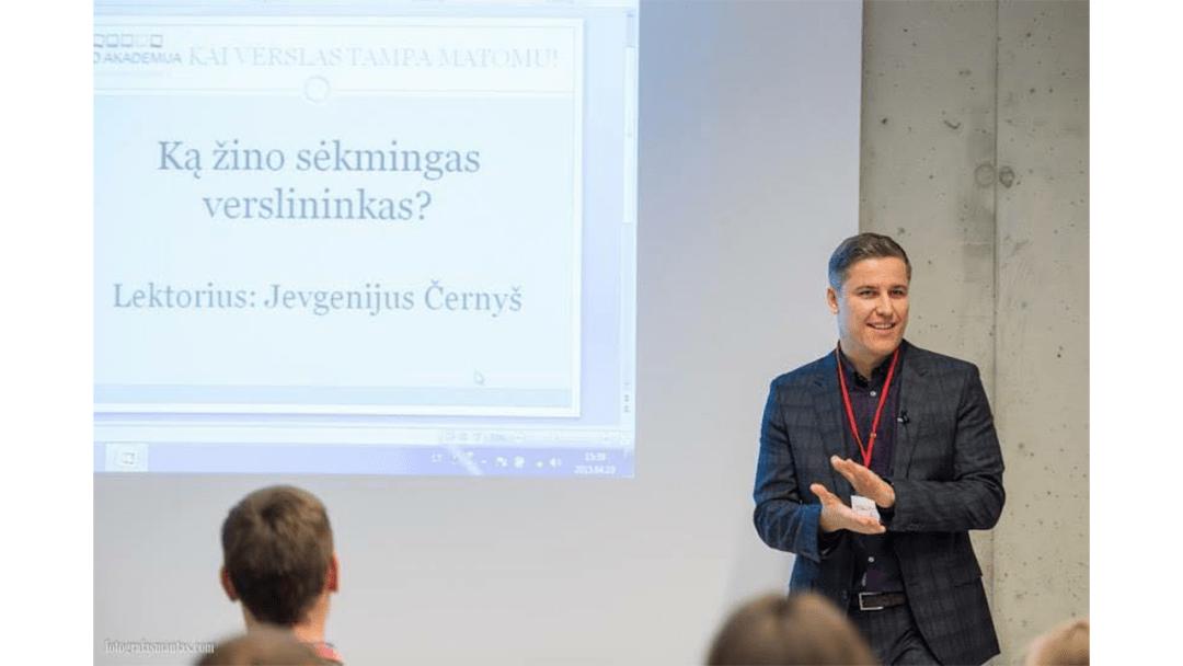 Paskaita Kaune