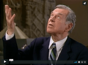 """Joseph Campbell and the Power of Myth with Bill Moyers (from Episode 6: """"Masks of Eternity"""")"""
