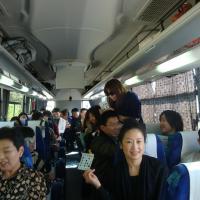 「富士よりビンゴ」箱根へバスハイク-北区日中-