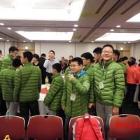 2/14 北京市青少年交流訪日団を迎えて 熱烈歓迎 活動リポート