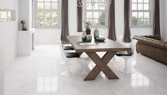 the perfect flooring tile finishes for