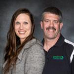 Instructors Craig and Jen