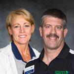 Instructors Jackie & Craig