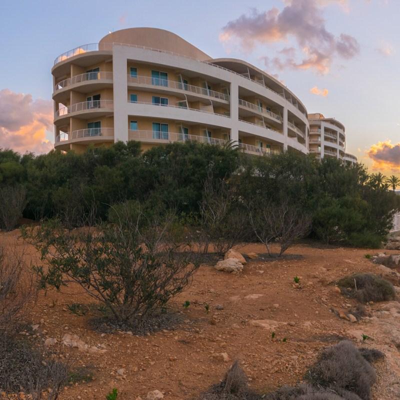 Good Morning from Golden Bay  Sunrise Nikon Malta Panoramahellip