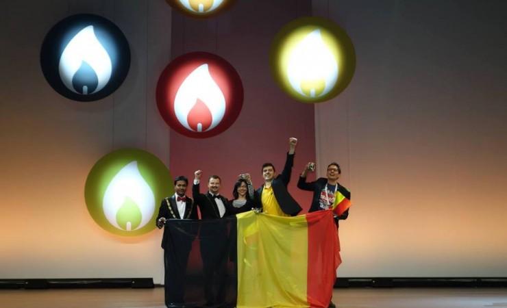 JCI Bruxelles - Champions du monde de Debating 2015 #1
