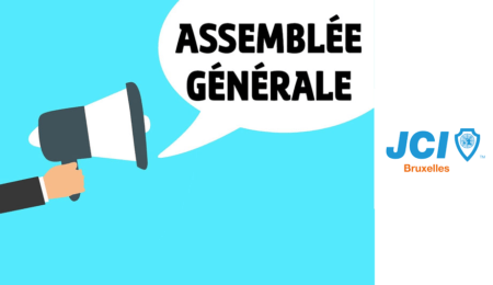Assemblée générale JCI Bruxelles le 20 Novembre 2020