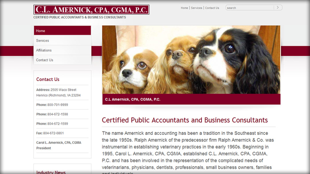 JCL Design, LLC – Website & Online Marketing Management
