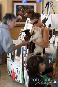 JCLA at Barks of Love adoption