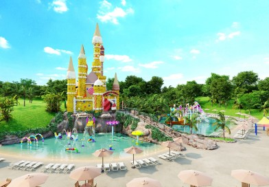 Thermas Water Park é destaque na imprensa internacional