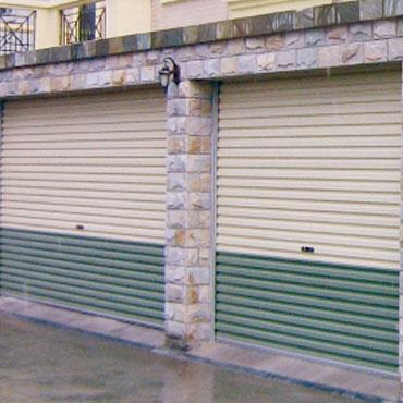Bolin Doors and Windows - Galvalume Roller Door - GRD