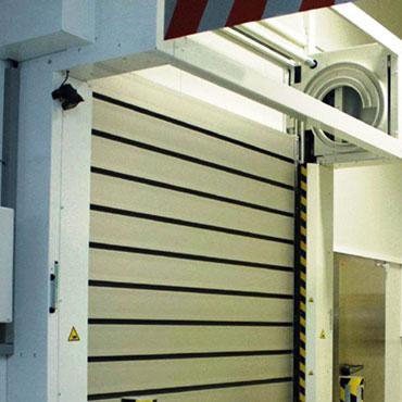 Bolin Doors and Windows -  High Speed Spiral Door (HSD)