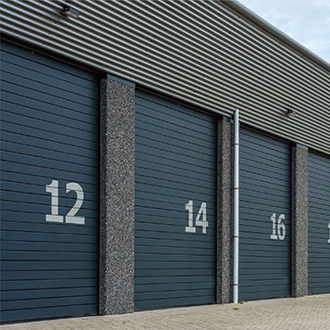 Bolin Doors and Windows - Insulated Roller Shutter (IRS)