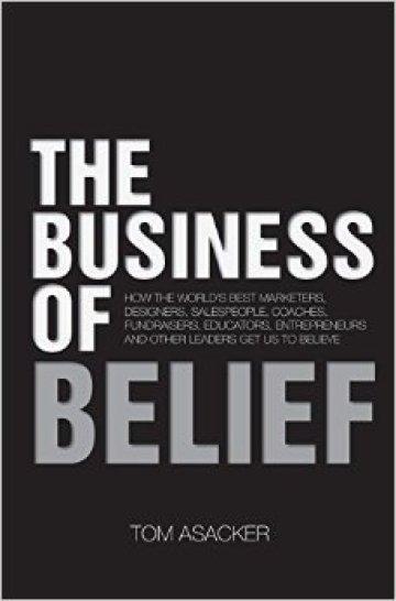 business of belief book