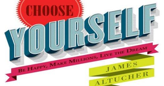 choose yourself book
