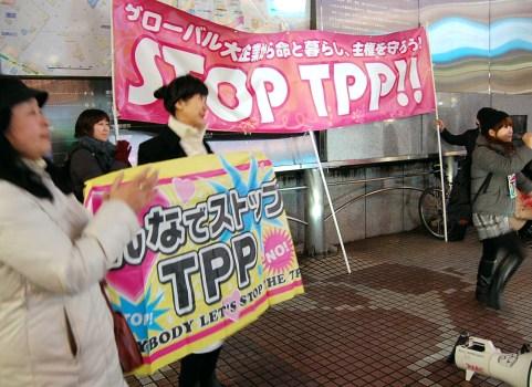 TPPは国民に百害