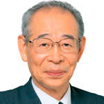 中央区長選に田辺七郎氏