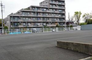 認可保育園の整備が決まった旧練馬高等保育学院跡地=17日、東京都練馬区