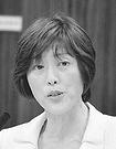 (写真)質問する田村智子議員=26日、参院文科委