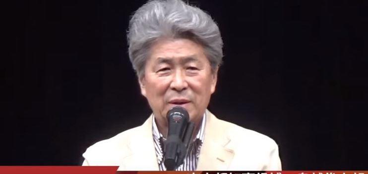 【動画・文字起こし】鳥越俊太郎都知事候補の演説7/19革新都政をつくる会・総決起集会