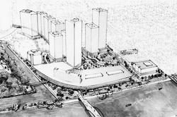 《豊洲新市場問題》築地にVIP施設 跡地再開発構想で都、密かに検討/共産党調査で判明