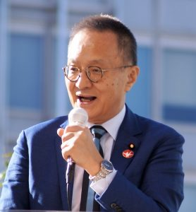 日本共産党 笠井亮 衆議院議員