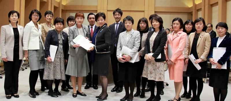 【都議会】2018年度予算編成 日本共産党都議団の主な重点要望