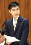 【参院国土交通委】所有者不明土地法に反対「公共事業推進の手段」山添拓議員