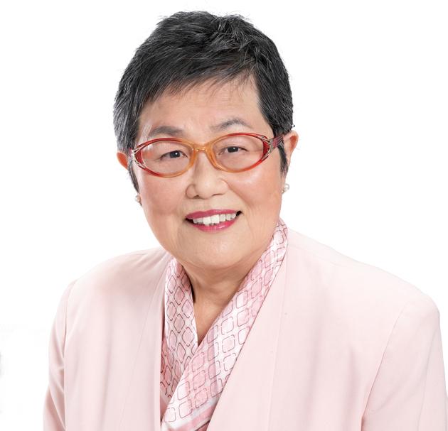 小松恭子 東村山市長予定候補