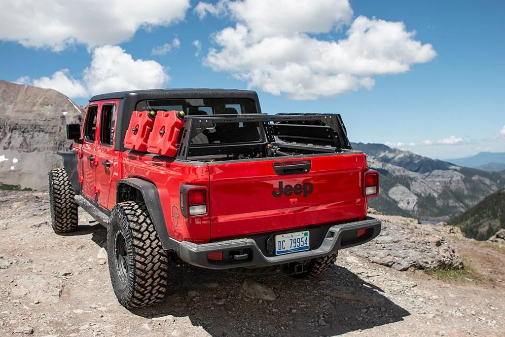 jt bed rack jeep gladiator 2020