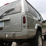 Jcroffroad Jeep Cherokee Tail Lights Hd Led Tail Light Housings Jeep Xj 84 01