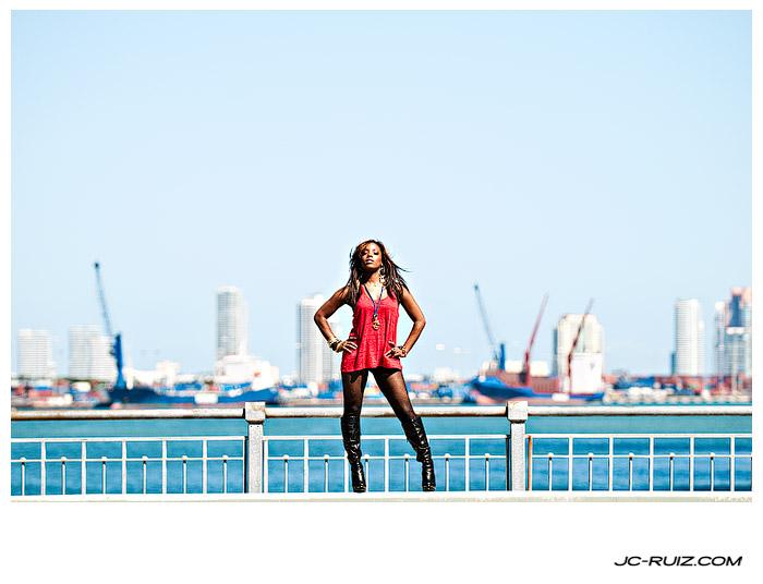 Miami portrait photography