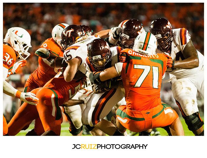 UM vs VT - JC Ruiz Photography