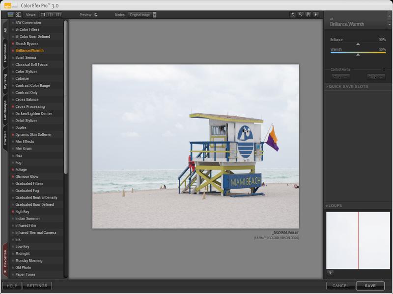 Nik Software Color Efex Pro 3