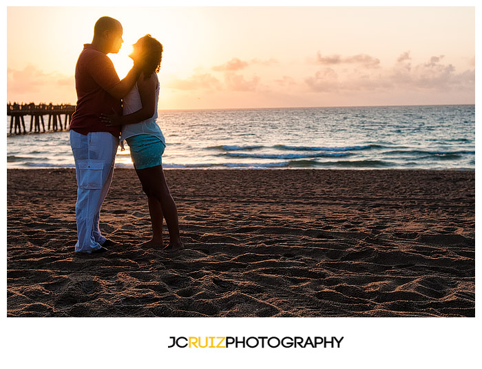 Fort Lauderdale Engagement Photo Session