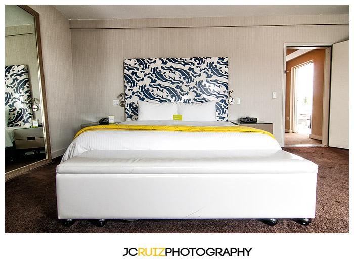 Breakwater Hotel suite