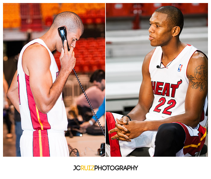 Miami-Heat-Media-Day-JC-Ruiz-Photography-Shane-Battier-James-Jones