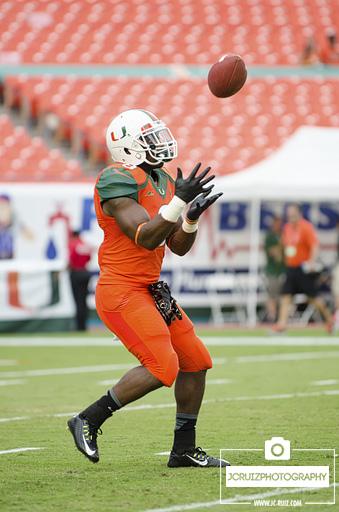 Duke Johnson, Miami Hurricanes Running Back